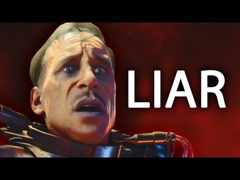 HE FOOLED YOU: RICHTOFEN DID *NOT* DIE IN THE BLOOD OF THE DEAD EASTER EGG ENDING (видео)