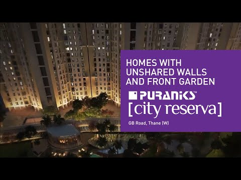3D Tour of Puraniks City Reserva Phase 1
