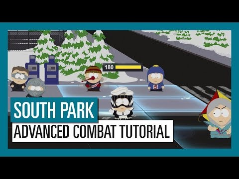South Park : The Fractured But Whole – Advanced Combat Tutorial