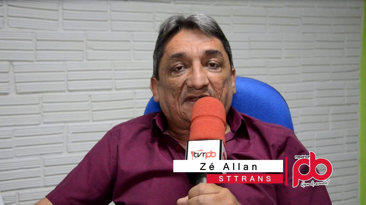 Sttrans, e Pptrans iniciam fiscalização aos Motoxistas clandestinos em Sousa, diz Zé Allan
