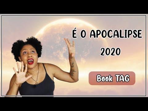 #BookTAG: Apocalipse | Passos entre Linhas