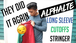 I CANT BELIEVE THEY DID THIS | ALPHALETE HAUL | DEADLIFT DAY