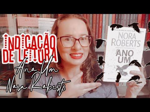 Indicação de um livro de fantasia - Ano Um da Nora Roberts