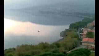 preview picture of video 'Bracciano lake - Trevignano Romano, Rome, Italy'