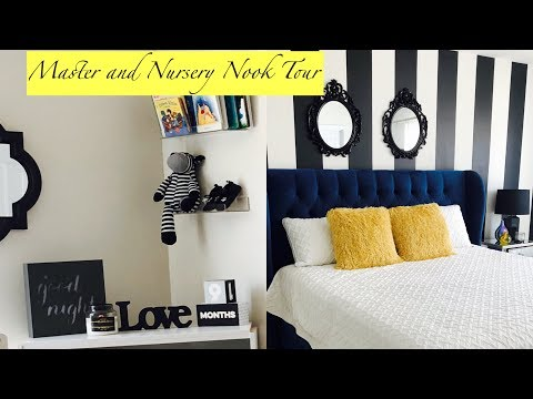 Master Bedroom With Nursery Nook! Mp3