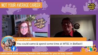 Not Your Average Career – Shelley Crossley