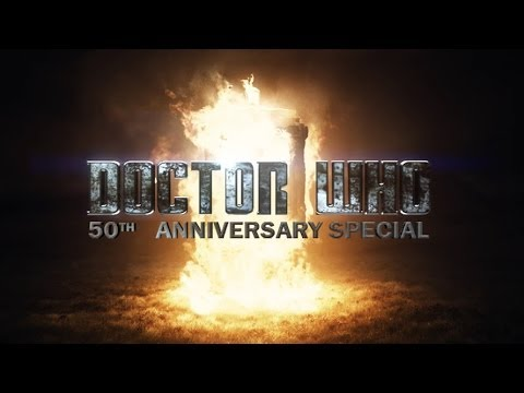 This Doctor Who 50th Anniversary Trailer Is Fake But Still Incredible