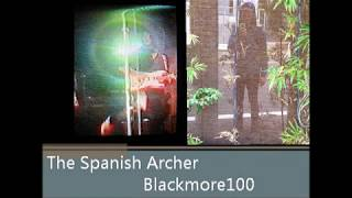 The Spanish Archer - Blackmore100