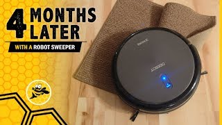 4 Months Later with the Deebot N79 Robot Sweeper by Ecovacs