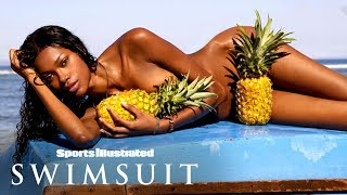 Jessica White Wears Nothing But Pineapples In Hawaii | Sports Illustrated Swimsuit
