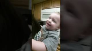 Don't drop the baby!