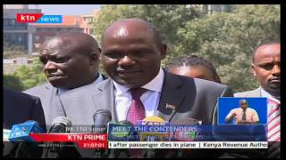 NASA Co-principals hold closed door talks with IEBC raising concerns over voter listing