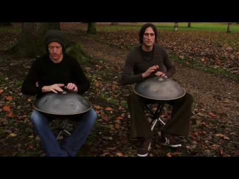 Hang Massive   Once Again   2011  hang drum duo   HD