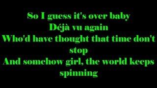 """Video thumbnail of """"Crash and Burn- Thomas Rhett lyrics"""""""