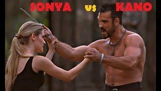Sonya vs Kano (MK-1)