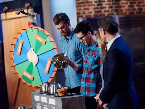 Rhett and Link on Food Network Star