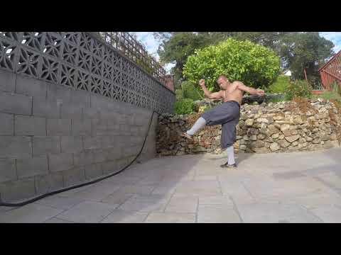 Shaolin Monk Internal Strength Workout - YouTube