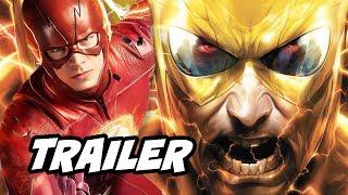 The Flash Season 5 Episode 2 Promo - Reverse Flash Scene Explained