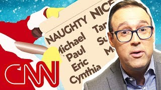The 8 things in politics that made our naughty or nice list | With Chris Cillizza