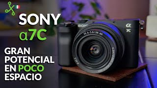 Sony A7C, la PROBAMOS ¿vale la pena esta pequeña gigante para foto y video?