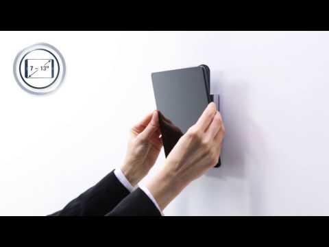 Durable Supporto da parete per tablet