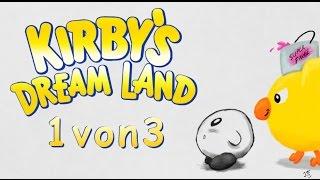 Kirby's Dream Land [Blind] # 01 ♥ eine Reise mit Retro-Charme
