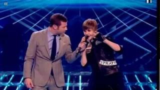 Justin Bieber - Somebody To Love & Baby - LIVE on X Factor 2010 [High Quality Mp3]