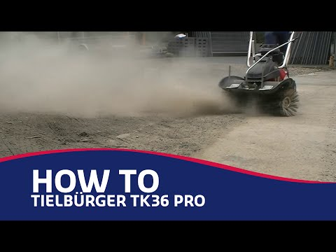How To: Tielburger TK36 Pro