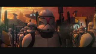 SW: Clones tribute - First Light