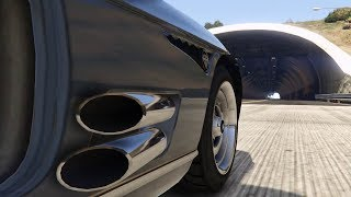 GTA 5 - Best Sounding Engines In Game (Tunnel Runs)