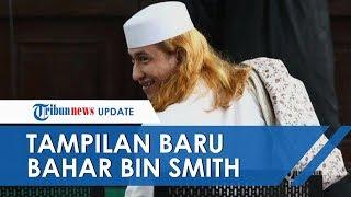 Beda Penampilan Habib Bahar bin Smith di Lapas Nusakambangan, Rambut Pirang Panjangnya Dicukur Habis
