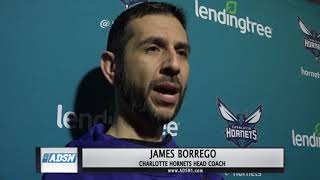 Hornets Look to Extend Win, Eyeing Win Against Spurs