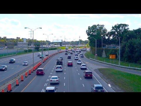 高速上開車,走哪條車道最安全?