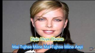 Main tujhse milne aaye mandir karaoke by Rajesh   - YouTube