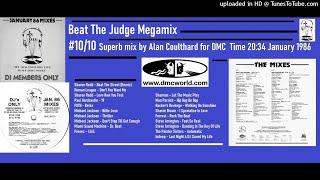 Beat The Judge Megamix (DMC Mix by Alan Coulthard January 1986)