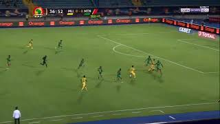 AFCON 2019   Mali Vs Mauritania 4-1 Highlights And All Goals.