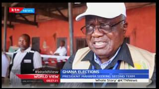 World View 8th December 2016 - [Part 1] -  Ghanaian Election Results expected any time