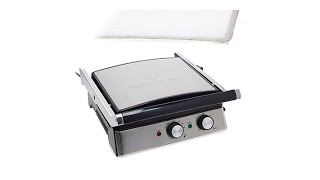 Wolfgang Puck 6in1 Reversible Contact Grill and Griddle ...