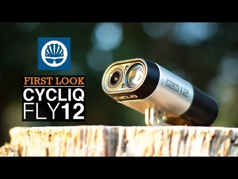Cycliq Fly12 Front Light & Camera Combo