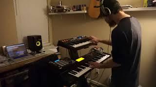 "Howard Jones ""New Song"" live cover (short version)"