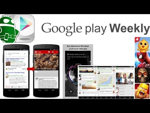Baldur's Gate for Android, Google Hangouts update, ads, ads, and more ads! - Google Play Weekly