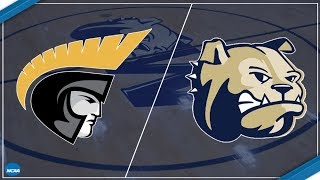 2018 South Atlantic Conference Men's Basketball - Anderson at Wingate
