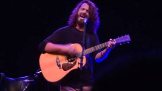 """Wide Awake"" in HD - Chris Cornell 11/22/11 Red Bank, NJ"