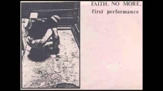 Faith. No More's first show ever (1983) - Spirit