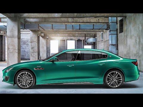 All New 2021 Maserati Trofeo Collection - Ghibli, Quattroporte & Levante First Look