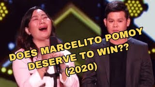 Marcelito Pomoy Justice??? America's Got Talent