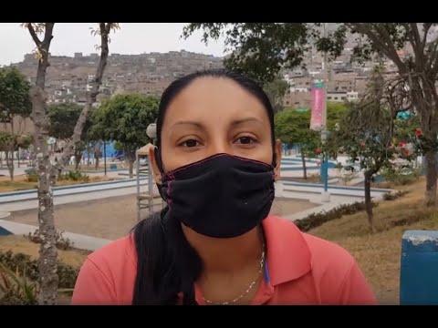 Apoyo a familias vulnerables en Perú
