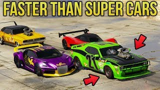 GTA Online HELLFIRE Car Review - FASTER Than Super Cars (100% Must Buy)
