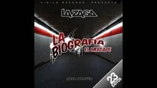 El Que Mas Escribe (Audio) - La Zaga (Video)
