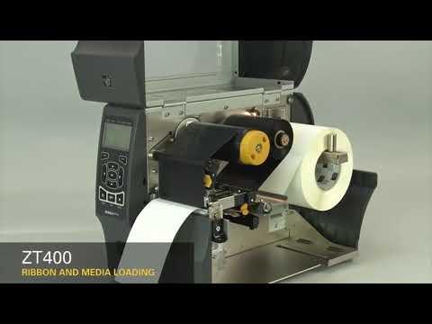 ZT41043-T010000Z - Zebra ZT410 Bar code Printer